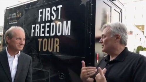 Court Packing 101 | First Freedom Tour | First Liberty Live!