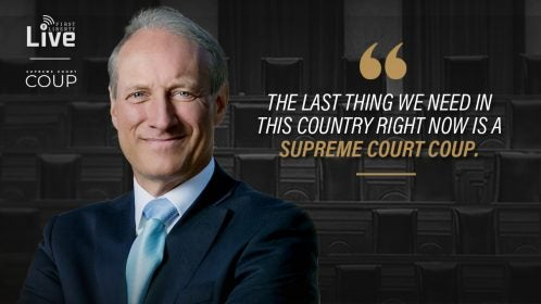 Supreme Court Coup - Exposed | First Liberty Live!