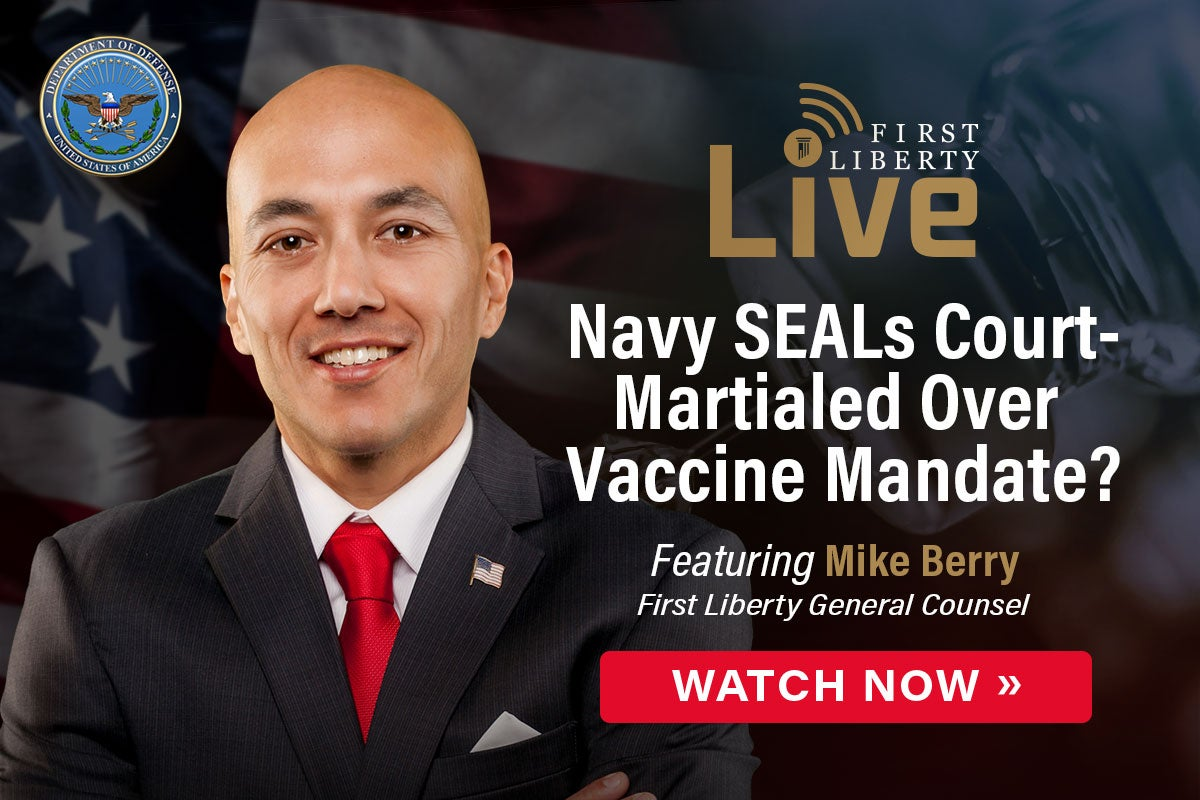 Navy SEALs   Live Now   First Liberty